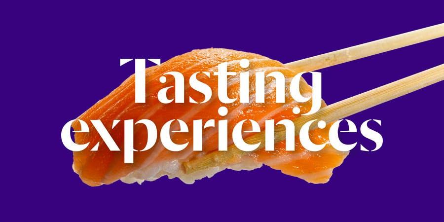 Tasting experiences